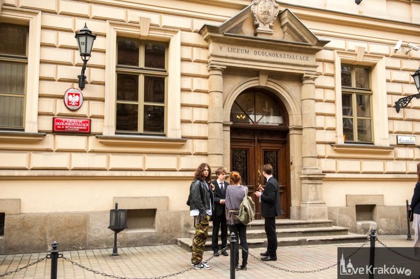 V LO w Krakowie