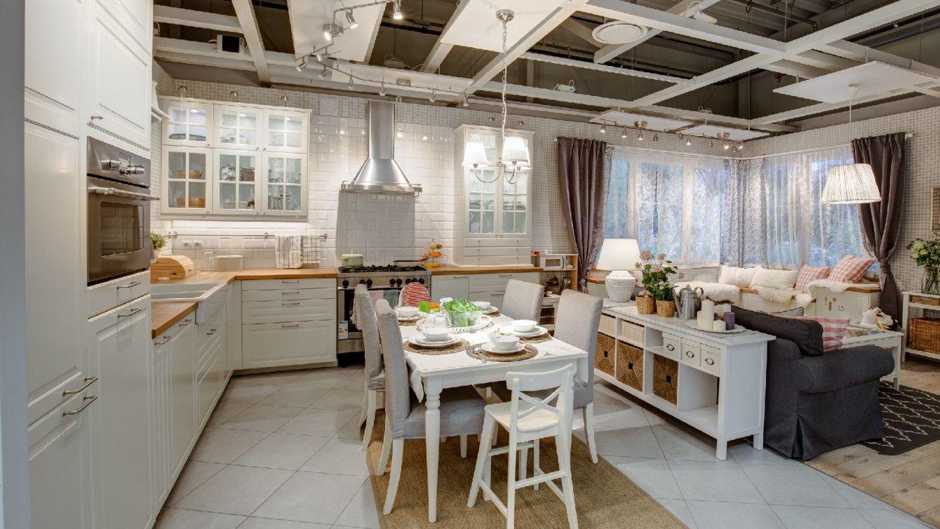 Nowy Dzial Mebli Kuchennych W Ikea Krakow To Ponad 30 Wnetrz