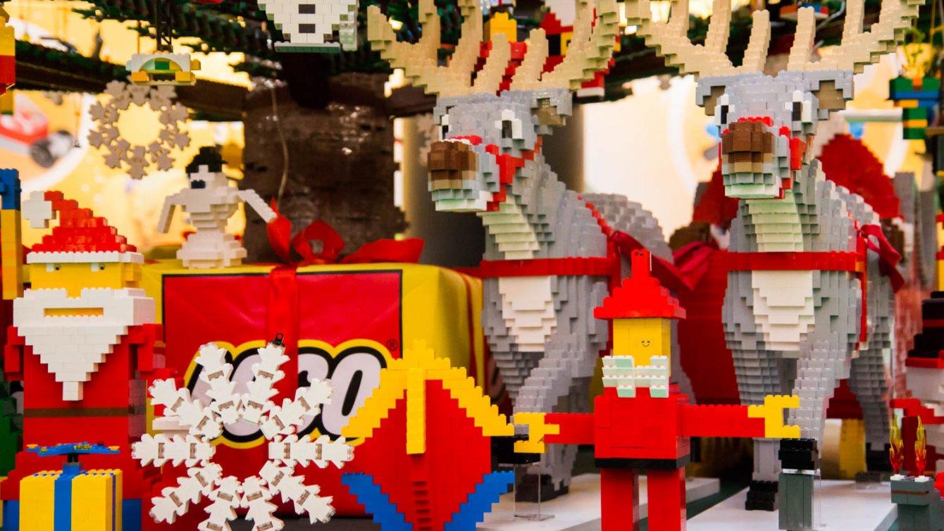 Choinka Z Klocków Lego Zdjęcia Zdjęcie 68171 Lovekrakówpl