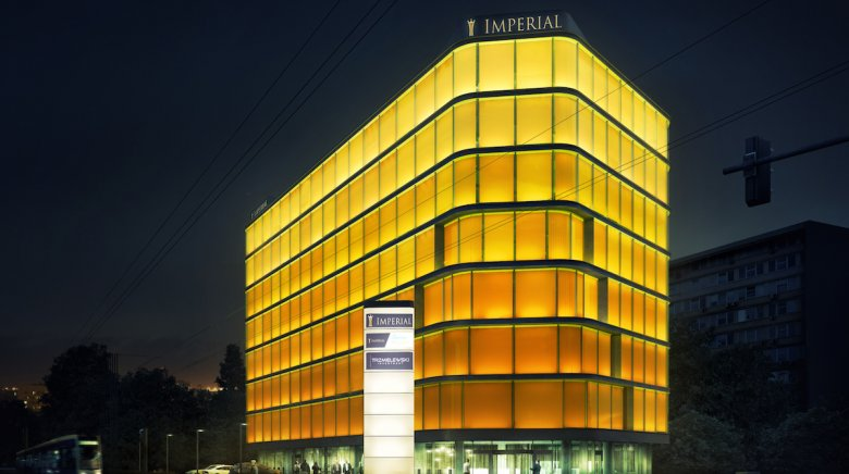 Imperial Business Center Krakow