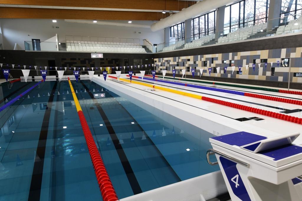 Pływalnia przy SP nr 5. Fot. Zarząd Infrastruktury Sportowej w Krakowie