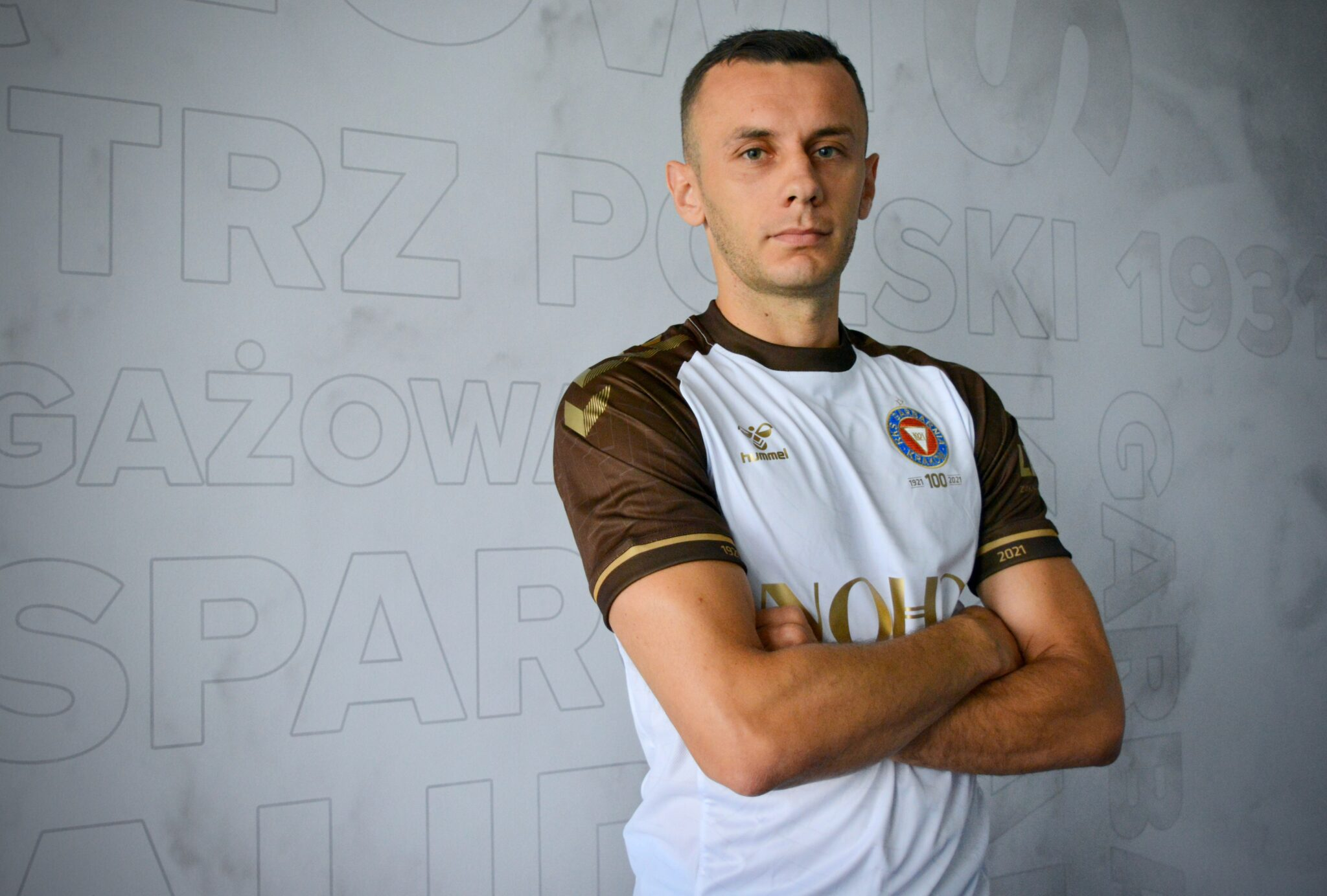 Mateusz Bartków. Fot. Garbarnia Kraków