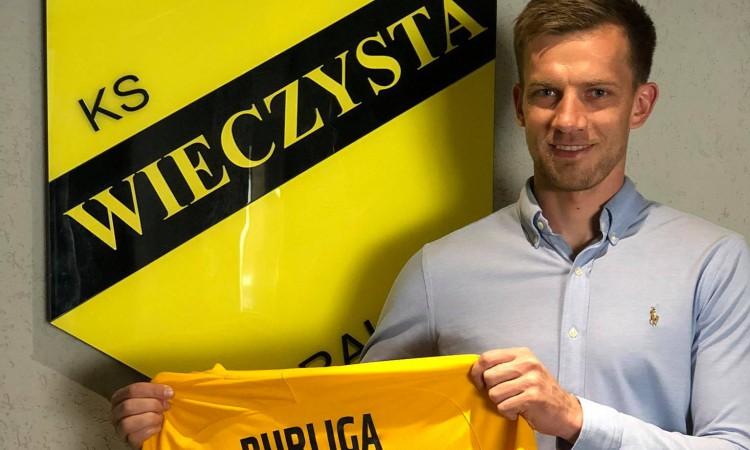 Fot. Wieczysta Kraków (kswieczysta.com)