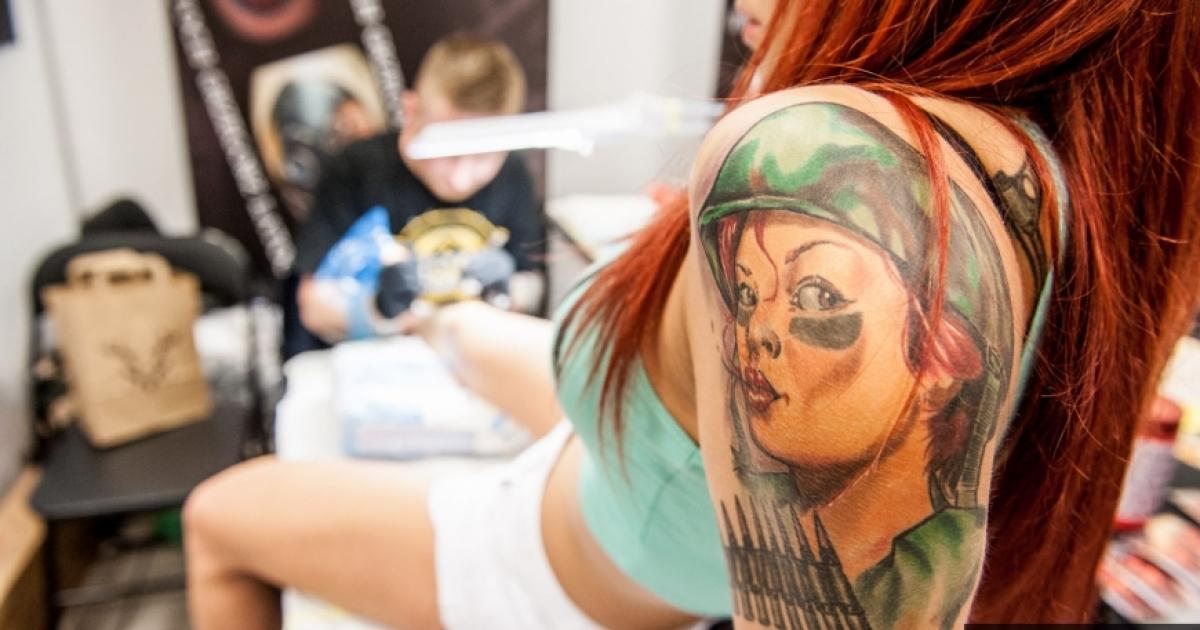 Tatuaż Nie Boli Ale Uzależnia Rozmowa Aktualności